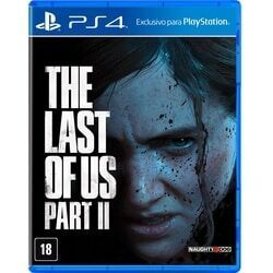 Game The Last Of Us Part II – PS4