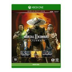 Game – Mortal Kombat 11: Aftermath Br – Xbox One
