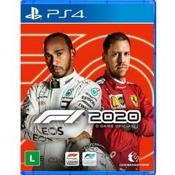 Game F1 2020 – Standard – PS4