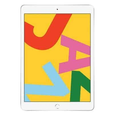 IPAD 7TH WIFI 128GB Prata MW792BZ/A