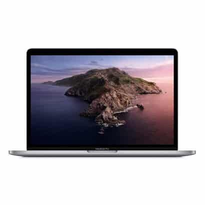 MacBook Pro Retina Apple 13,3″, 16GB, Cinza Espacial, SSD 1TB, Intel Core i7, 2.8 GHz, Touch Bar e Touch ID – MV982BZ/A