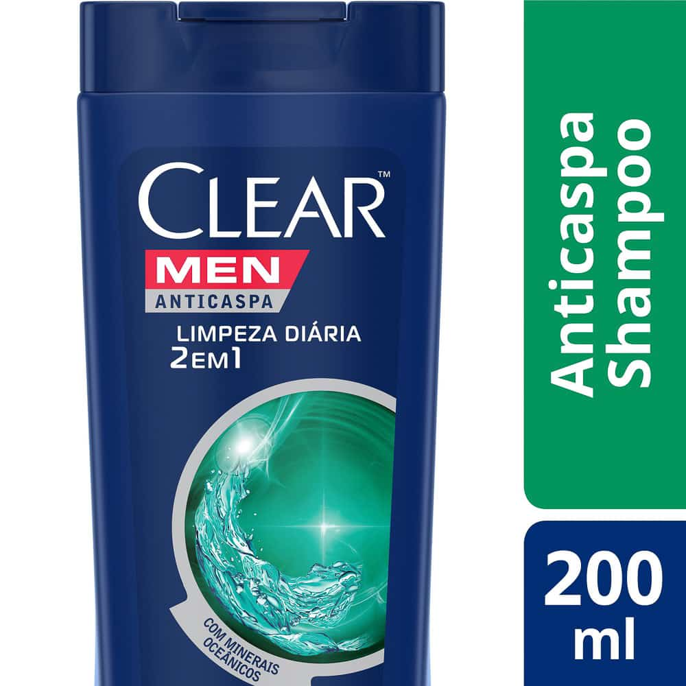 SH CLEAR MEN A C 2EM1 PRONUT10 200