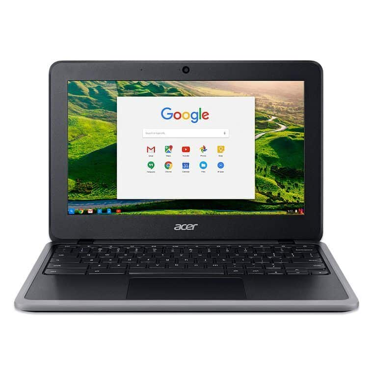 Chromebook Acer C733T-C2HY Intel Celeron N4020 4GB 32GB eMMC 11.6′ Chrome OS