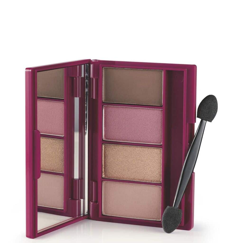 Quarteto De Sombras Soul Fashion Rose 7,5g