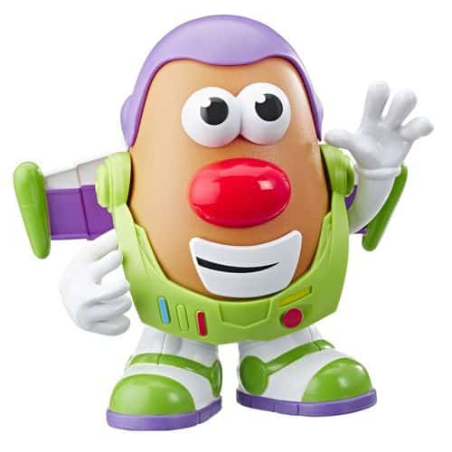 Boneco Mr. Potato Head – Disney – Toy Story 4 – Buzz Lightyear – Hasbro